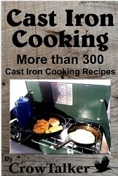 Cast Iron Cooking cook book